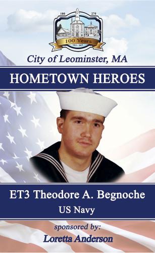 Theodore Begnoche