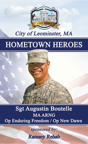 Sgt Augustin Boutelle