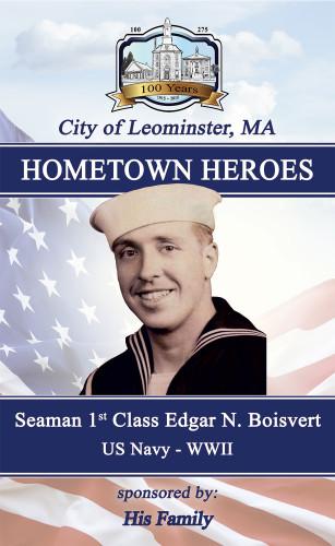 Edgar Boisvert